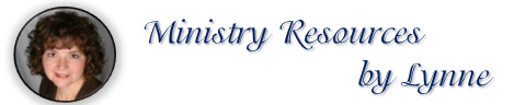 Ministry Resources by Lynne Modranski